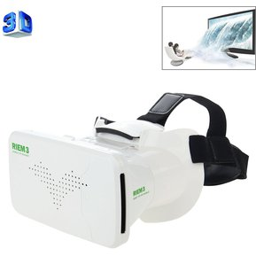 78b3bd8887 Ritech Riem 3 Universal Video 3D Gafas De Realidad Virtual Para Smartphones  De 3,5