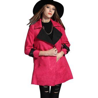 venta de tienda outlet f3566 3a562 Abrigo Antelina Para Mujer