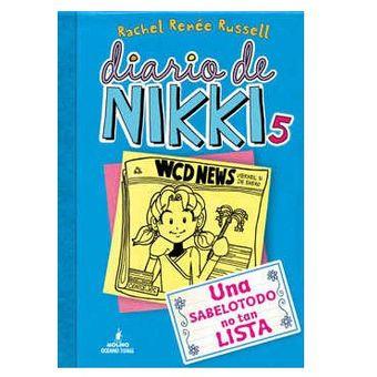 DIARIO DE NIKKI 5: UNA SABELOTODO NO TAN LISTA