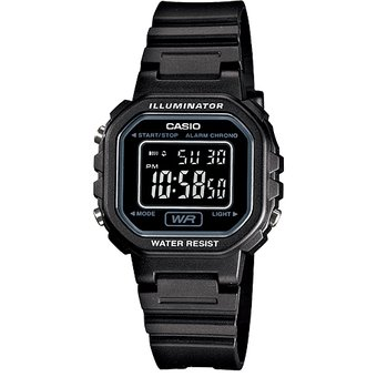 Reloj negro mujer casio
