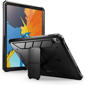 3369828cd54 Carcasa para iPad Pro 11 2018 - POETIC REVOLUTION FULLBODY SERIES Negro