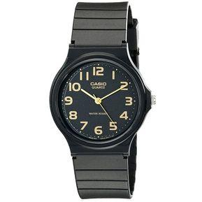 5d376845080b Reloj Casio Mq-24-1b2ldf Para Caballero-Negro