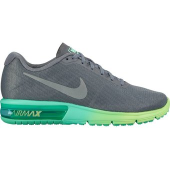 bd96d4fd99e Compra Tenis Running Mujer Nike Air Max Sequent-Gris online