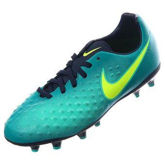 Compra Guayos de Niño Nike Magista Opus II-Aguamarina online  154e937836c82