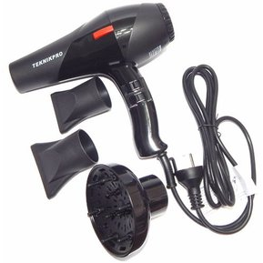 Secador De Pelo Profesional 1800w Teknikpro Pro Basic 2600 6002a75892e1