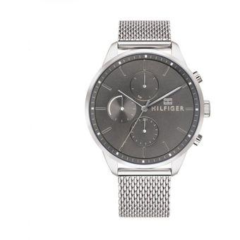 8744cfd6388e Compra Reloj Tommy Hilfiger 1791484 Plateado Acero Inoxidable online ...