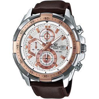 da6978ea0587 Compra Reloj Casio Edifice EFR-539L-7AV Analógico Hombre - Plateado ...