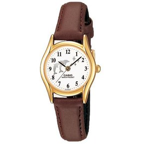 750f0be22 Reloj CASIO De Cuero Para Dama LTP1094Q-7B9