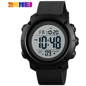 Compra Reloj Deportivo Impermeable Para Hombre Reloj Digital-Blanco ... 5b591f33b002