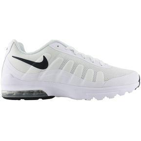 sports shoes b1303 61205 Tenis Running Hombre Nike Air Max Invigor-Blanco