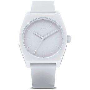 41f182f52efc27 Reloj Análogo Marca Adidas Modelo: Z1012600 Color Blanco Para Unisex