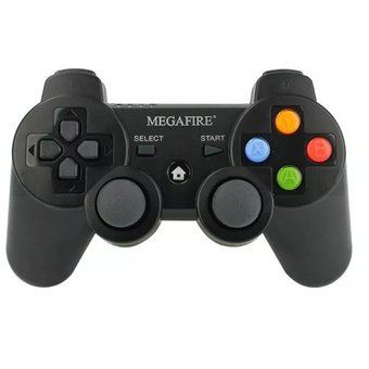 620fb4d7081 Compra Control Gamepad Bluetooth Megafire 707-no77 Para Celular ...