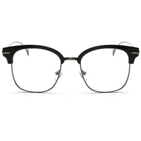 12cb419699 Agotado Nuevo Las Lentes ópticas Gafas Moda Hipster Miopía Marco Cuadrado  óptico Los Anteojos -Negro