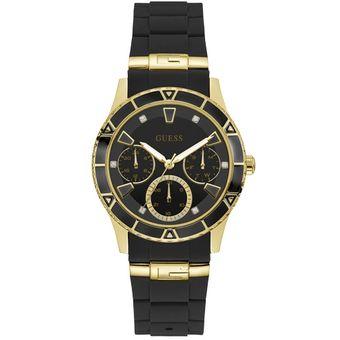 807131d0db04 Compra Reloj Guess VALENCIA W1157L1 - Dama Negro Oro online