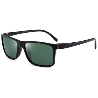 Gafas Salvaje Retro Clásicos Polarizadas Hombres Verde Espejo Moda Nuevos Cristales Conducción Negruzco Sol De 6vIfYby7g