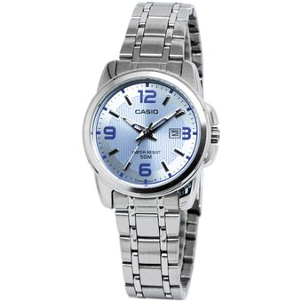80c303ddc361 Compra Reloj Casio LTP-1314D-2A - Plateado Para Mujer online