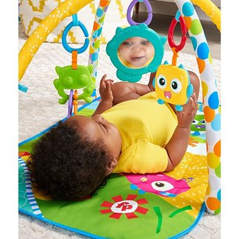 5f36d994a Compra Gimnasio para Bebes Fisher Price Mini Monstruos online ...