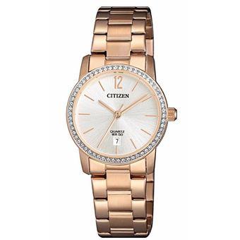 7ca60b649ee1 Compra Reloj Citizen EU6039-86A para Dama - Oro Rosa online
