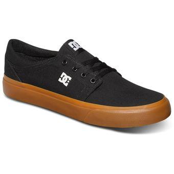 Zapatilla Dc Negra Suela Marron Zapatillas de Hombre Nike