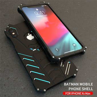 99a4cd81e7c Compra Funda Protector R-just Batman Aluminio Caso For IPhone XS Max ...