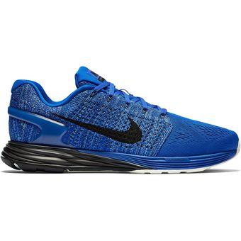 wholesale dealer 8ba4a a6647 Agotado Zapatos Running Hombre Nike Lunarglide 7-Azul