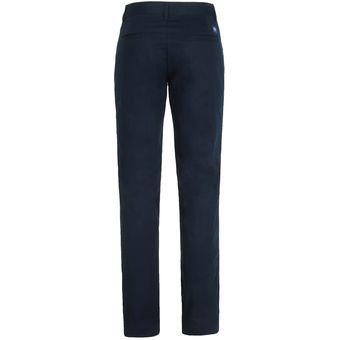 Pantalon Dacache Dama TORINO (Gabardina) Mujer Uniforme Empresarial  Ejecutivo Oficina-Azul Marino 47e616c2c2c3