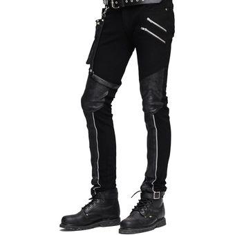 Steampunk Pantalones De Tejano Largo De Invierno Para Hombre Pantalones Goticos De Cintura Alta Para Hombre Pantalones Negros Marrones Ropa De Calle Reductora Para Hombre Black Linio Peru Un055fa0jsbghlpe