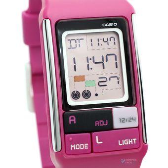 373d8405e493 Compra Reloj Casio Poptone LDF52 Rosa online