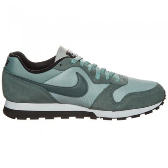 cheaper 69c47 bef5c Agotado Tenis Running Hombre Nike Md Runner 2-Turquesa
