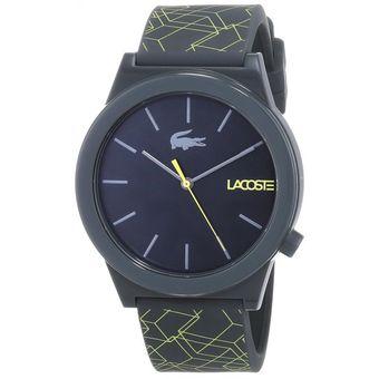Compra Reloj Lacoste Motion 2010958 Para Caballero-Gris online ... eb8acce69964