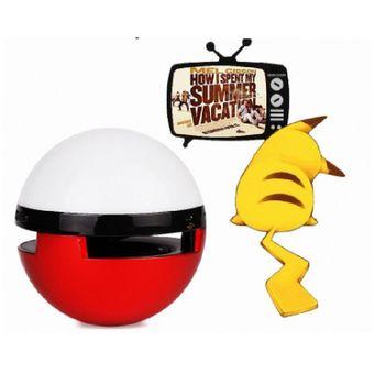 506c1538a2330 Compra Parlante Bluetooth Inalambrico Pokemon GO PLUS - Rojo online ...