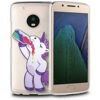 7b38af7280f Compra Funda Para Celular Motorola Moto G5 Plus - Unicornio online ...