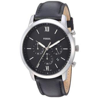 53c14942e3b1 Compra Reloj Fossil FS5452 para Caballero de Cuero-Negro online ...