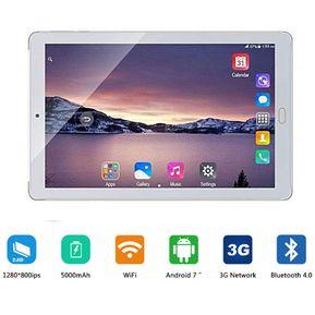 6d7e41e032c 10.1 pulgadas de llamada de teléfono 3G 8 Core 64GB Tablet PC - plata