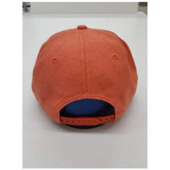 c9ec32673be2e Agotado Gorra New Era Heather Crisp Snap Gigantes De San Francisco Naranja
