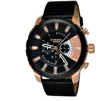bfef4450be5e Compra Reloj Diesel DZ4347 - XL Dorado y negro online