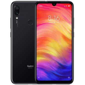 83329db179711 Celular SmartPhone Xiaomi Redmi Note 7 4GB+64GB 4G-Negro