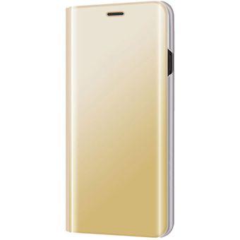 966ca73fd2e Compra Funda De Soporte Espejo Para Samsung Galaxy J7 2016 J710-Oro ...