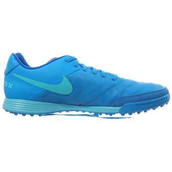 aabac9d9ae07b Agotado Zapatos Fútbol Hombre Nike TiempoX Genio II + Medias Largas Obsequio