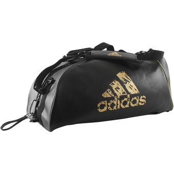 Compra Maleta Adidas 2-1 Dorada online  32a95d73dcac0
