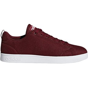 079b7eaf409 Tenis Adidas Vs Advantage Clean Vino Original Unisex Db0241