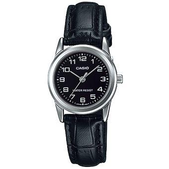 18ff9d29f807 Compra Reloj Casio LTP-V001L1B-Negro online