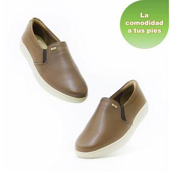 Compra Zapatos Flexi 33502 para Dama Comodos y Bonitos - Café online ... b936de2b82e7