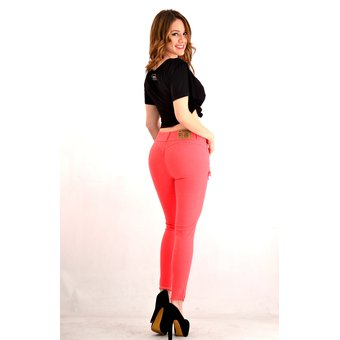 Compra Usafrica - Pantalón Mujer PD15M021COR - CORAL online  a4f4f5e2f6ed