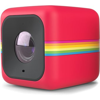 Compra Polaroid CUBE+ Lifestyle Action Camera (Red) online   Linio Perú d23c68b864