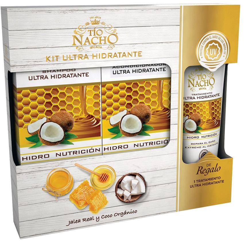 Tio Nacho Kit Ultrahidratante Coco