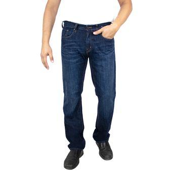 0eeaaac4bb Compra Jeans Breton De Mezclilla Para Caballero Corte Slim. Estilo ...
