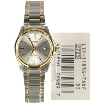 debb24a5feec Compra Reloj Casio Para Dama Modelo Ltp 1183g-7a Original online ...