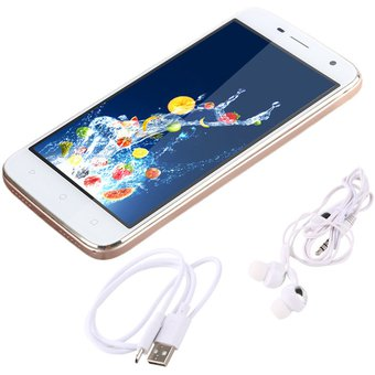 Android 5.1 MTK6580 Quad Core 8GB Desbloqueados GSM WCDMA K25 Smart Phone 5».