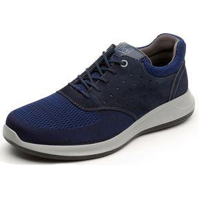 d8577dd7 Tenis Flexi casuales para caballero - 401502 azul